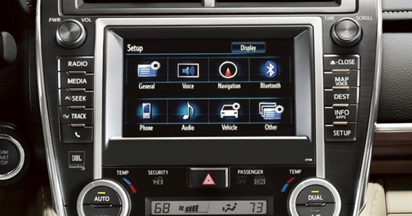 The car infotainement system.... should it be built in, aftermarket, or a smartphone?