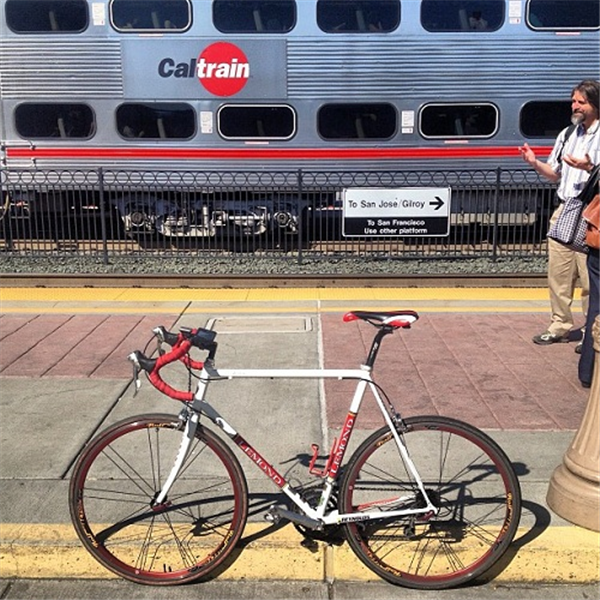 Bikes on Caltrain made easy!