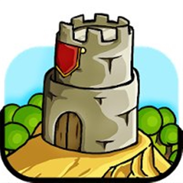 Grow Castle by Raon Games for Android. It's a Castle Defense game.