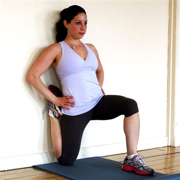 Hip Flexor Stretch for Lower Back Pain