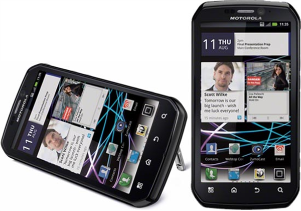 The Motorola Photon 4G (MB855) by Sprint Wireless