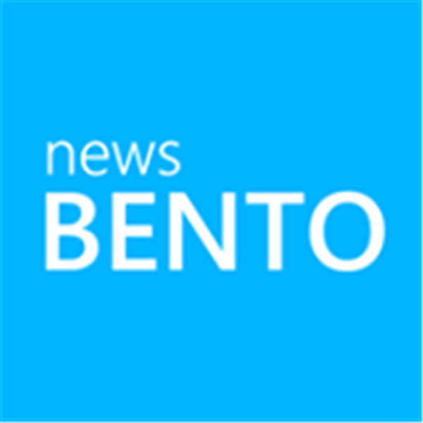 News Bento is an app available on the Windows 8 operating system.
