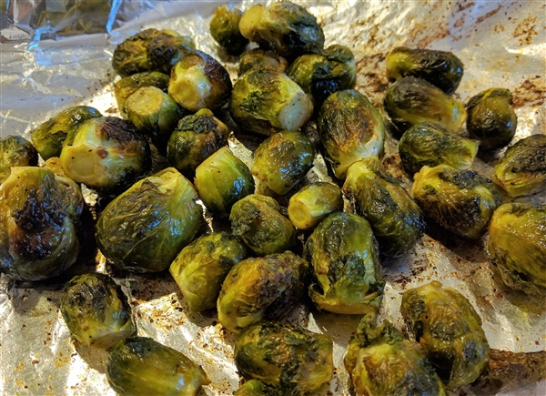 A quick and easy way to cook brussel sprouts.
