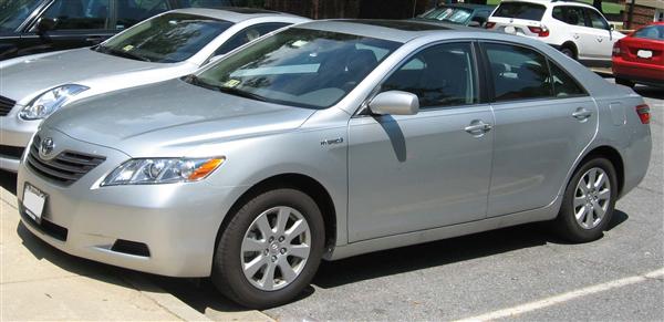 2006 toyota camry hybrid
