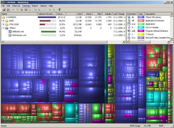 Free Up Low Disk Space With Windirstat Thoughtworthy