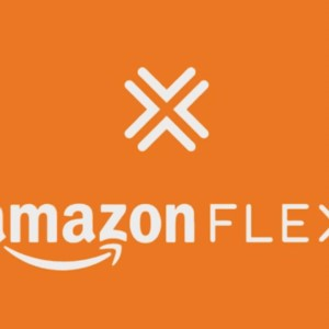 Amazon Flex - delivering Prime packages