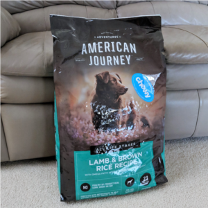 American Journey dog food brand owned by Chewy.com