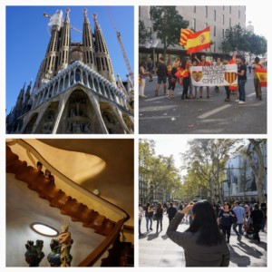 Four of our highlighted locations for Barcelona, Spain.