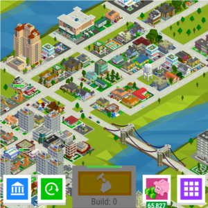 An Idle Android Game where you build a city.
