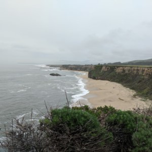 Cowell Ranch Beach Access in Half Moon Bay California