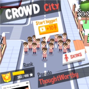 Crowd City by Voodoo