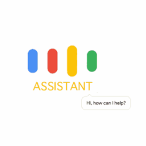 Google Assistant is the new version of Google Now. A voice assistant.