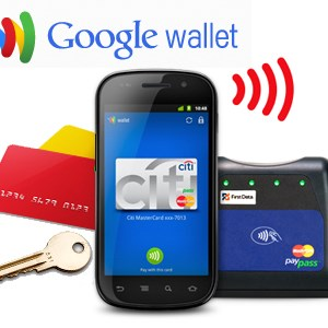 A NFC based form of payment that is safer than swiping a credit card.