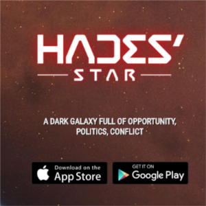 A dark galaxy full of opportunity, politics, conflict for iPhone and Android