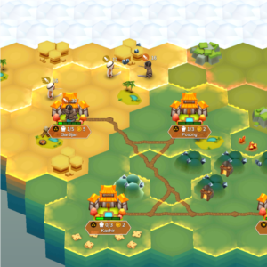 Hexonia - turn based strategy game