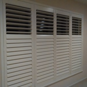 Norman Shutters, installed by Install Solutions