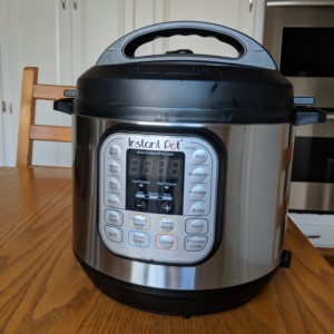 Instant Pot - the best pressure cooker