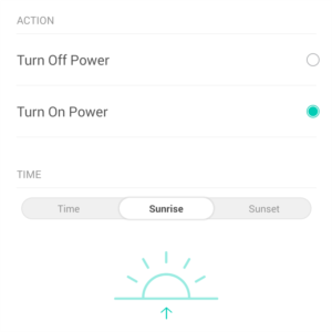 Kasa by TP-Link smart automation.