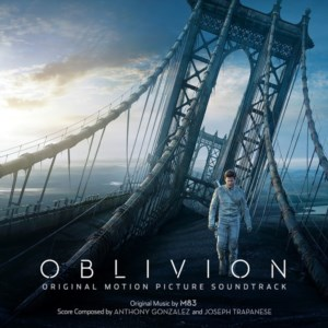 Oblivion, the movie, starring Tom Cruise.