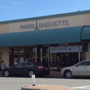 Paris Baguette location off Millbrae Avenue in Millbrae.