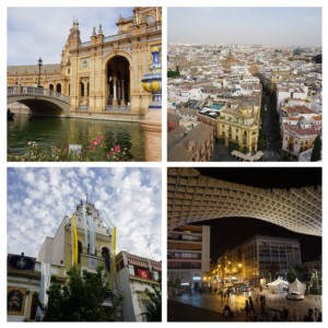 Some of the highlights from our trip to Seville Spain.