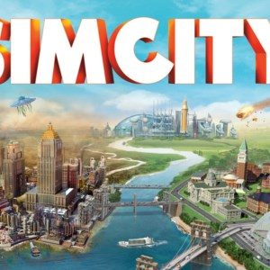 The 2013 version of SimCity by EA.