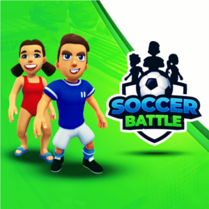 Soccer Battle, available on both Android and iOS.