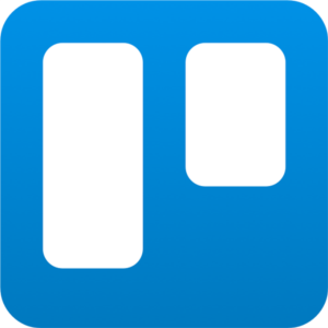 Trello, a great task management tool.