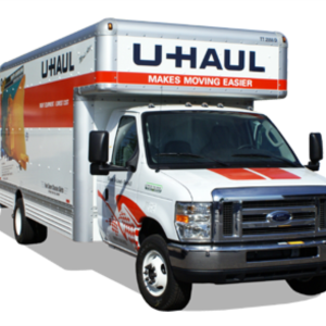 UHaul is a truck rental company in the SF Bay Area.