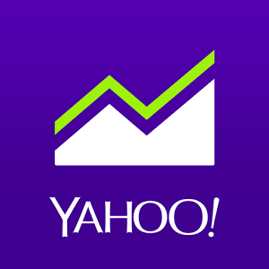 Yahoo Finance application for Android.
